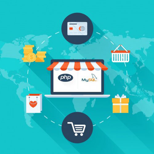PHP Shopping Cart Design & Development